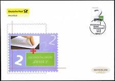 BRD 2013: Neue Ergänzungsmarke! Post-FDC der Nr 3042 mit Berliner Stempel! 1801
