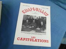 LE CRAPOUILLOT 63 / janvier 1964 / LES CAPITULATIONS