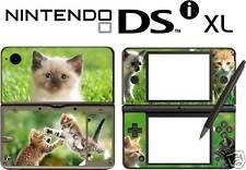 Nintendo DSi XL KITTEN CAT Vinyl Skin Decal Sticker