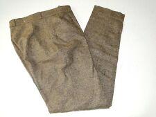 Brax  Damen Hose Stoffhose Braun Strukturiert Gr. 40