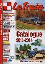 THE TRAIN CATALOGUE 2013 - 2014, ALL L'OFFER ON DVD, BOOK, EDITION THE CABRI