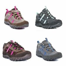 Trespass  Fell Womens Hiking Trainers Walking Lightweight Trekking Shoes
