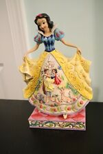 New ListingWalt Disney Showcase Jim Shore Traditions Snow White Figurine