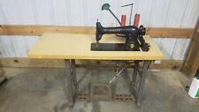 Industrial Singer Sewing Machine 31-15