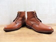 Alfred Sargent Boots UK 7 US 8  EU 41 Worn 2/3 times Tan Good for Church