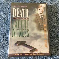 P.D. James - Death of an Expert Witness (DVD, 2005 Full Screen) Brand New Sealed