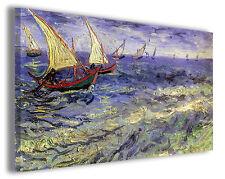 Quadro Vincent Van Gogh vol VI Quadri famosi Stampe su tela riproduzioni famose