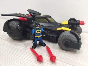 Imaginext  Batman Car Batmobile