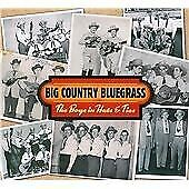The Boys in Hats & Ties, Big Country Bluegrass, Audio CD, New, FREE & FAST Deliv
