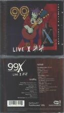 99X LIVE X Volume 10 RECENTLY & RELIVED 2x CD SEALED Beastie Boys Blur Coldplay+