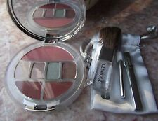 Clinique Exclusive Portable Colour Eyeshadow Blush Set with Pouch