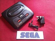 UK Seller 10V AC/DC Power Supply PSU 3 Pin UK Plug For SEGA Megadrive 2 32X