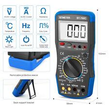 Digital Multimeter Kapazität Induktivität 750V 20A Temperatur BTMETER BT-760C