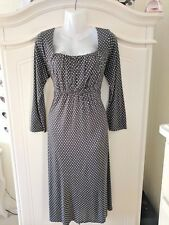 Lovely Phase Eight Spotted Dress Size 12