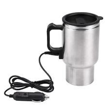 12V 450ml Electric In-car Travel Heating Cup Coffee Tea Car Cup Mug Hot