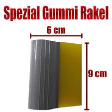 Scheiben Tönung - Spezial Gummi Rakel - Top Qualität - Auto Glasfolien