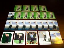 Tom Kite Golf Cards 22 Various Cards only $0.10 each