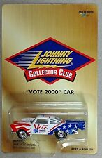 Johnny Lightning Pro Stock Chevy Impala Vote 2000 JL Club Ex