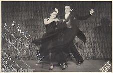 Berlin Scala Tanzpaar Fitzgibbon 1938 Autogramm Künstler Zirkus Varieté 1607153