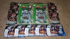 Yugioh Packs lot! The Duelist Genesis Blister Absolute Powerforce 1st Ed Dog Tag