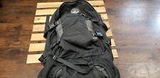 Eagle Creek New World Journey Convertible Backpack Duffel Travel Bag Black Gray