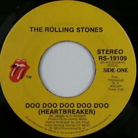 """THE ROLLING STONES Dancing With Mr. D RS19109 7"""" 45rpm Vinyl VG+"""