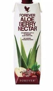Forever Living Aloe Vera Berry Nectar (Pack of 12)-1L/ea,
