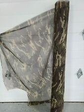 Camouflage mesh, Camo screen material, hunting blind window screen 100 Yard bolt