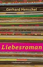 Liebesroman von Henschel, Gerhard | Buch | Zustand gut