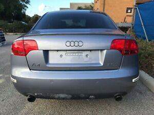 Audi A4 Sedan 2006 Silver Wrecking parts, panel, gearbox etc for sale
