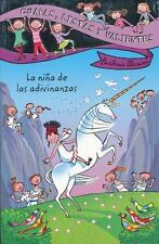 La niña de las adivinanzas (Guapas-ExLibrary