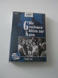 Die Gentlemen bitten zur Kasse - Teil 1-3 - (2 DVD)  Kult - Klassiker
