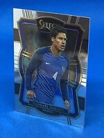 PANINI SELECT SOCCER 2017-18 MEZZANINE LEVEL RAPHAEL VARANE FRANCE #186