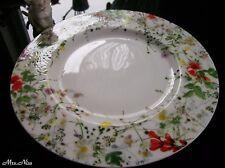 Rosenthal Brillance Fleurs Sauvages 6 x Frühstücksteller 23 cm ***NEUWARE***