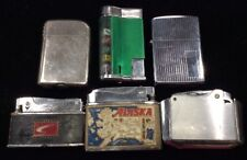 Lot of 6 Lighters