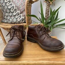 CLARKS MENS ACTIVE AIR GORE TEX BROWN BOOTS SIZE UK 6 39 - EXCELLENT CONDITION
