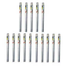 0.5mm 20pcs x 10 Boxes HB/2B/2H Black Lead Refills Case For Mechanical Pencil