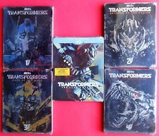 complete series movies transformers blu ray steelbook metal box limited edition