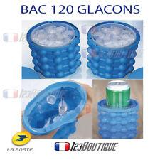 Bac à glaçon silicone nouveau 120 glaçon été plage conserve au frais sceau