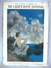 Ladies' Home Journal - September, 1904 ~~ Maxfield Parrish cover art