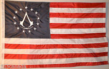 NEW Assassin's Creed III Colonial Flag from Limited Collector's Edition 3