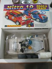 VINTAGE SCHUMACHER NITRO 10 ROAD & TRUCK GLO-FUEL CAR R/C 1/10 NEW!!!