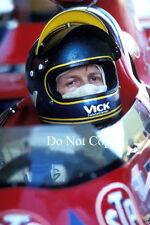 Ronnie Peterson STP March F1 Portrait 1971 Photograph 2