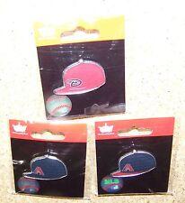 3 - Arizona Diamondbacks logo baseball cap pins hat pin NEW for 2015