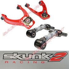 """IN STOCK"" SKUNK2 PRO FRONT + REAR CAMBER KIT COMBO FOR 1996-2000 HONDA CIVIC"