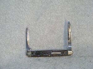 Vintage Bone Union Cutlery Co. Senator Knife - 1911- 1951