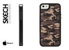 Skech Kameo  iPhone 5/5S Case Combat Colour With Extra Changeable Back Panel