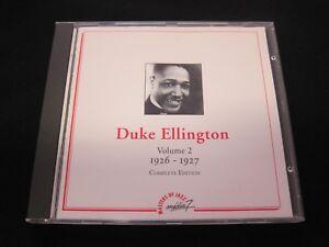 Duke Ellington - Volume: 2 - 1926-1927 - Complete Edition - NM - NEW CASE!!!