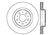 Centric Parts 127.39023L Front Performance Brake Rotor