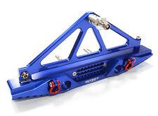 C26727BLUE Integy Billet Model R Bumper for Axial SCX-10 Crawler w/43mm Mount